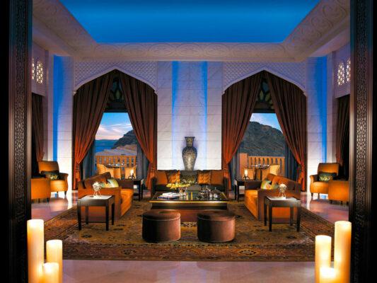 Shangri-La Al Husan Resort Lounge