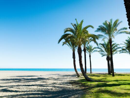 Spanien Andalusien Playa- e la Carihuela