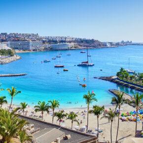 Last Minute nach Gran Canaria: 7 Tage mit 4* Hotel, All Inclusive, Flug & Transfer nur 436€