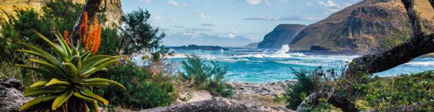 Südafrika The Hole Panorama