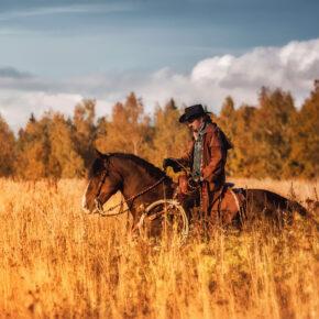 USA Texas Cowboy