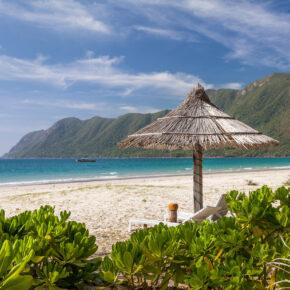 Vietnam Con Dao Island