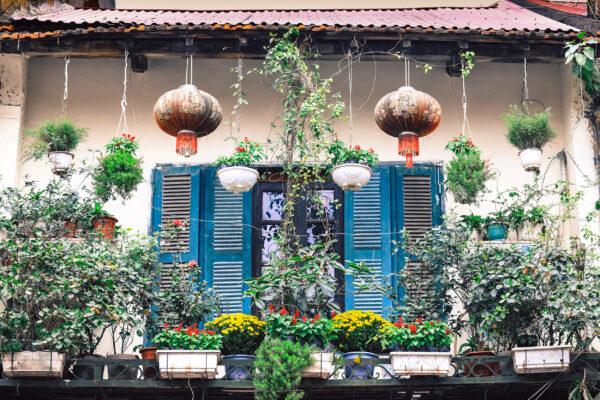 Vietnam Hanoi Haus