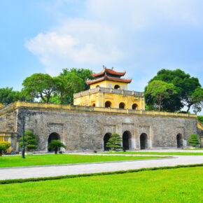 Vietnam Hanoi Citadel Royal
