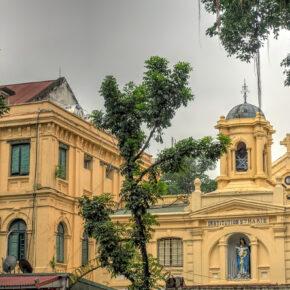 Vietnam Hanoi French Quarter