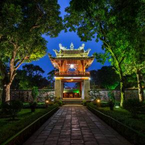 Vietnam Hanoi Khue Van Cac
