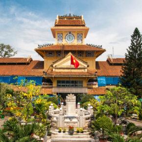 Vietnam Ho Chi Minh Stadt Cho Binh Tay