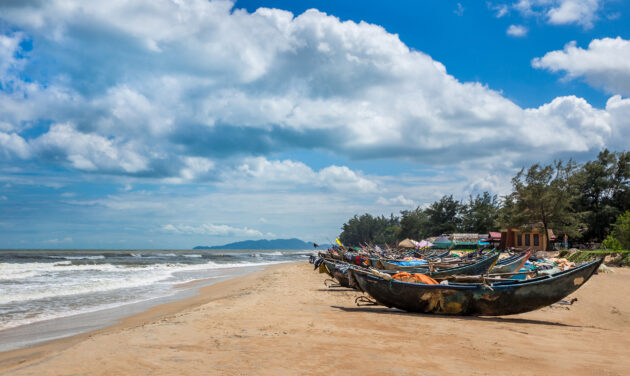 Vietnam Ho Coc Beach