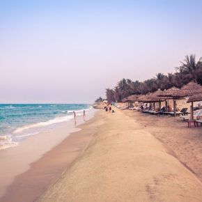 Vietnam Hoi An Ang Bang Beach