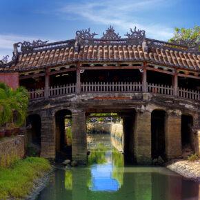 Vietnam Hoi An Bridge
