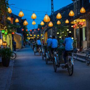 Vietnam Hoi An Fahrrad