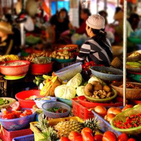 Vietnam Hoi Ancentral Market