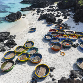 Vietnam Ly Son Island