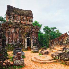Vietnam My Son Tempel