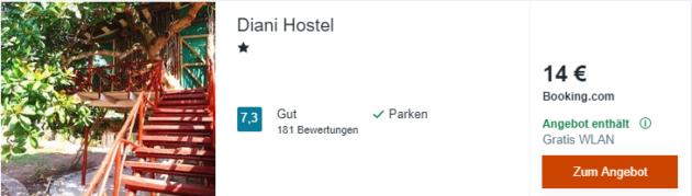 14 Tage Kenia Hotel