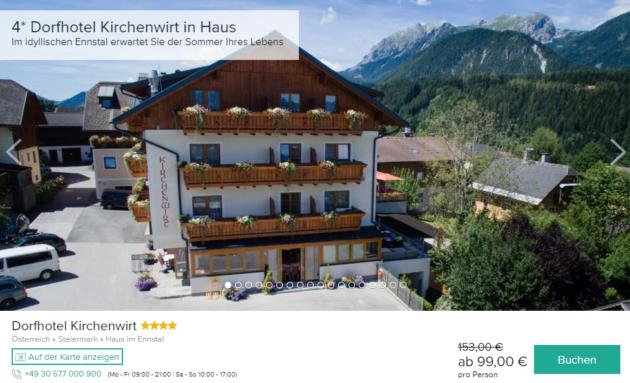 3 Tage Steiermark
