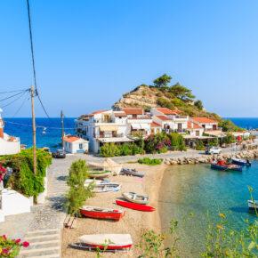 Samos Tipps: Die top Sehenswürdigkeiten der griechischen Inseln