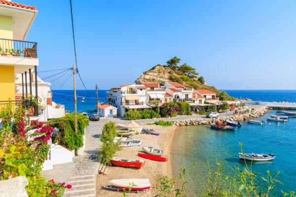 Griechenland Samos Kokkari