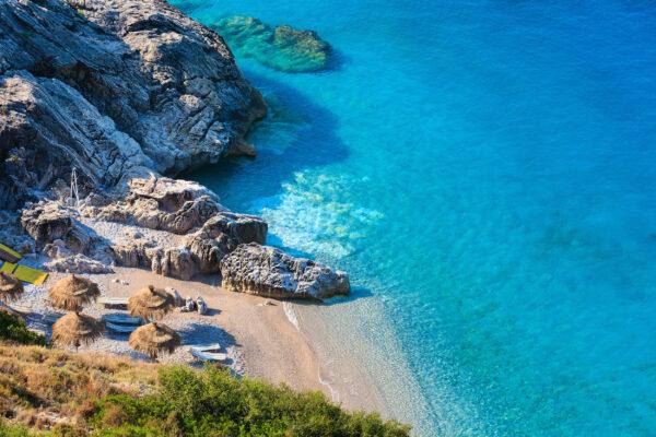 Albanien Beach Water