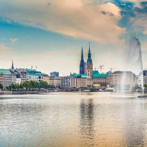 24 Stunden Sale: 2 Tage in Hamburg im 4* Hotel inkl. Frühstück nur 50€