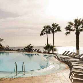 7 Tage auf Fuerteventura im ausgezeichneten ROBINSON CLUB mit All Inclusive, Flug, Transfer & Zug nur 918€