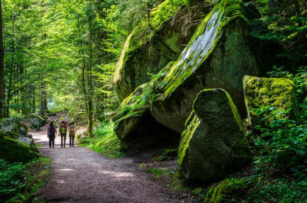 Deutschland Triberg Schwarzwald