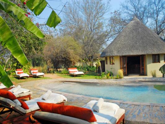 Divava Okavango Pool