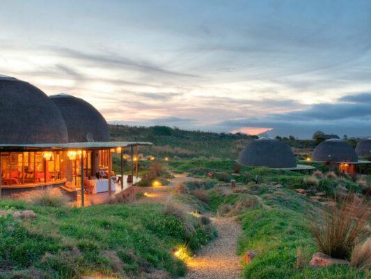 Gondwana Game Reserve aussen