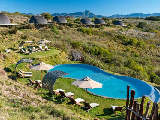 Gondwana Game Reserve Pool