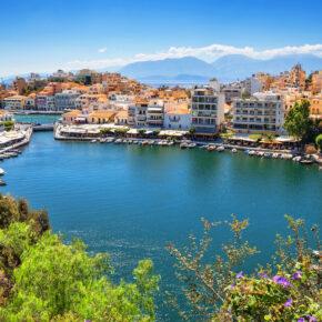 Griechenland Kreta Agios Nikolaos