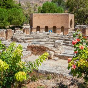 Griechenland Kreta Gortyn