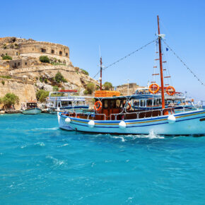 Griechenland ruft: 7 Tage Kreta im tollen 3* Hotel mit Halbpension, Flug & Zug nur 290€