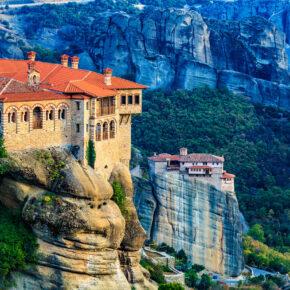 Griechenland Sehenswürdigkeiten: Die Top 16
