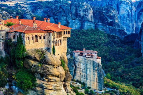 Griechenland Meteora Kloster