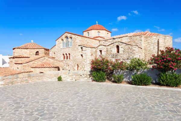 Griechenland Paros Panagia