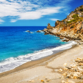 Neueröffnung Griechenland: 6 Tage Kreta im 4* Hotel mit Halbpension & Flug für 385€