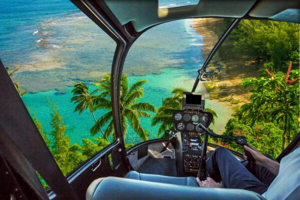 Hawaii Kauai Helikopter