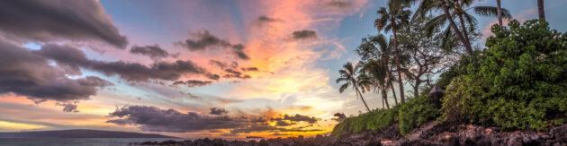 Hawaii Lanai Panorama