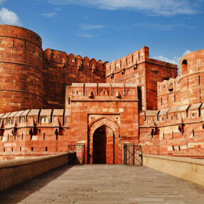 Indien Agra Red Fort