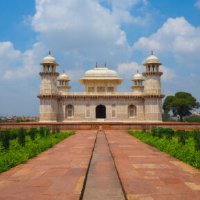 Indien Agra Itimad-ud-Daulah