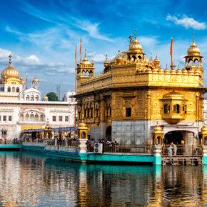 Indien Amritsar Golden Temple