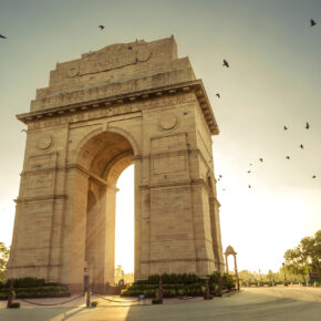 Indien Delhi India Gate