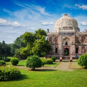 AMAZING: Hin- & Rückflüge nach Indien nur 393€