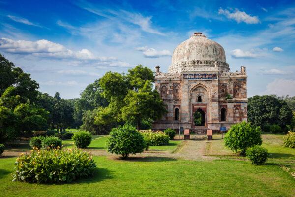 Indien Delhi Lodi Gardens