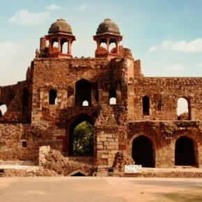 Indien Delhi Purana Qila
