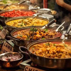 Indien Essen