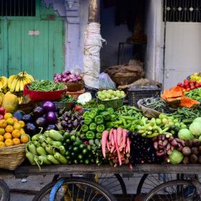 Indien Früchte