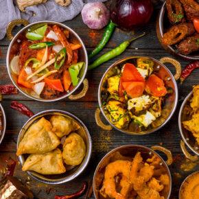 Indien Gerichte