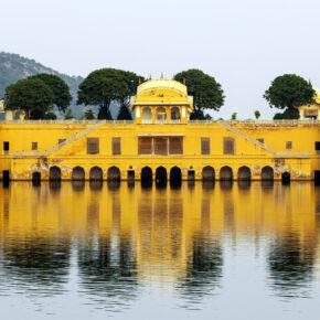 Indien Jaipur Jal Mahal