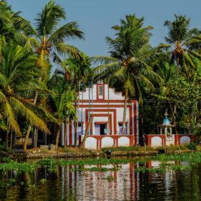 Indien Kerala Kumarakom